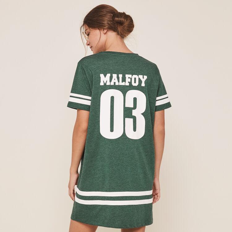 Pijama vestido Malfoyiz;