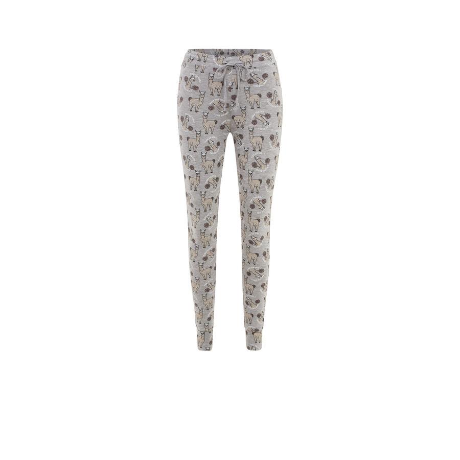 Pantalón gris lamacutiz;
