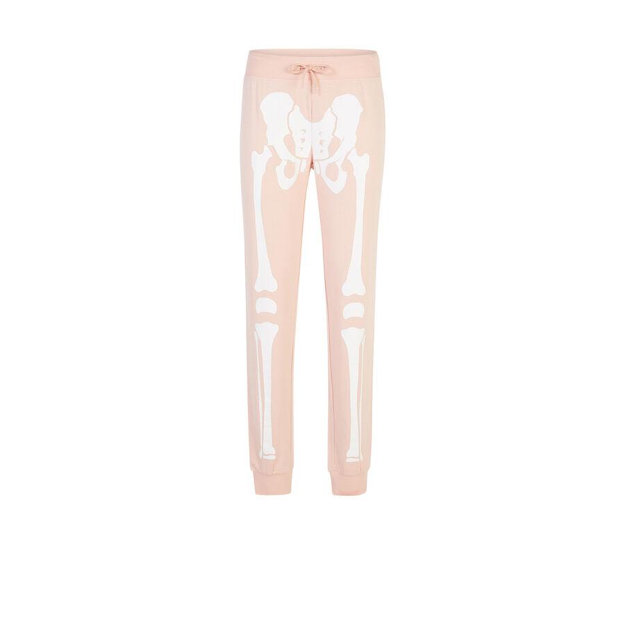 Pantalón rosa claro boniz;${refinementColor}