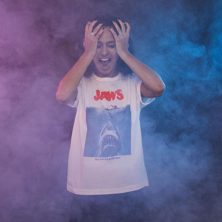 Camiseta de manga corta Jawsiz;