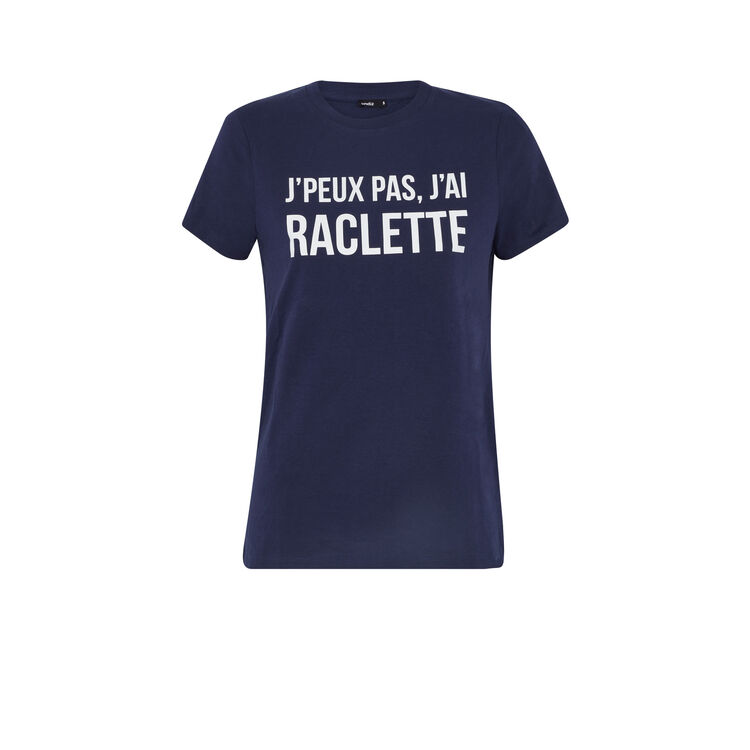 Camiseta de manga corta con mensaje Jairacliz;