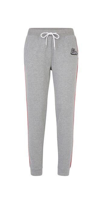 Pantalón gris superjamiz grey.
