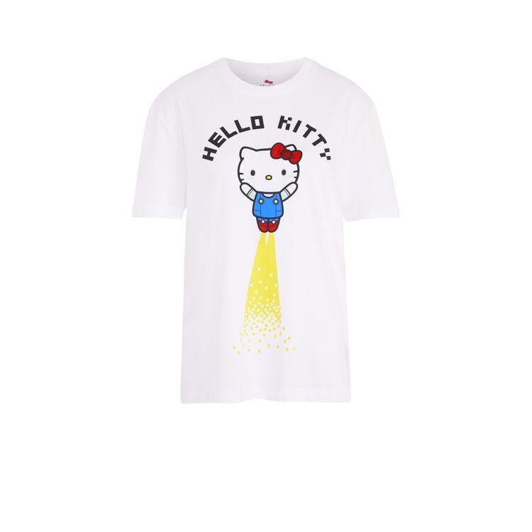 Top à manches courtes print Hello Kitty jelokittiz;