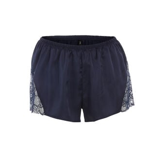 Short azul osailiz blue.