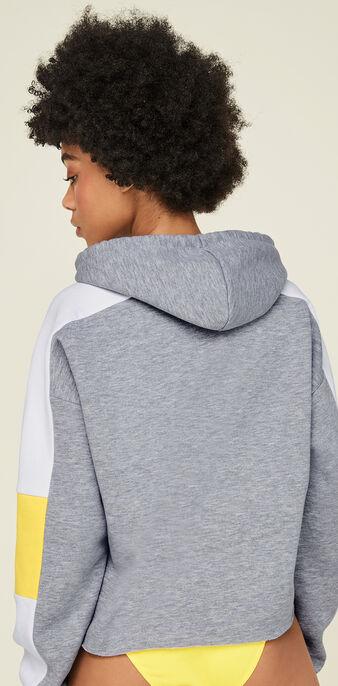 Sudadera gris pikachiz grey.