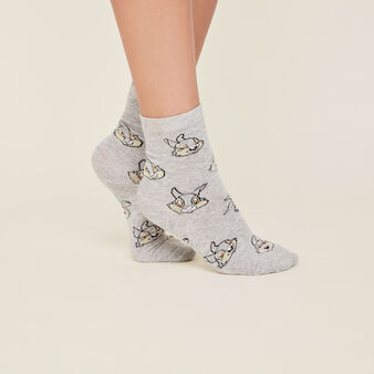 Calcetines grises lapiliz grey.