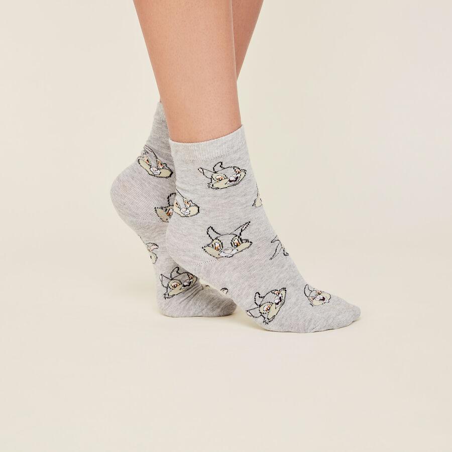 Calcetines grises lapiliz;