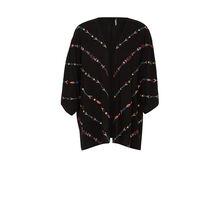 Kimono negro wofreepiz black.