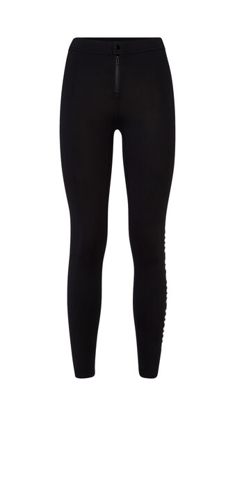Legging deportivo negro sexiz black.