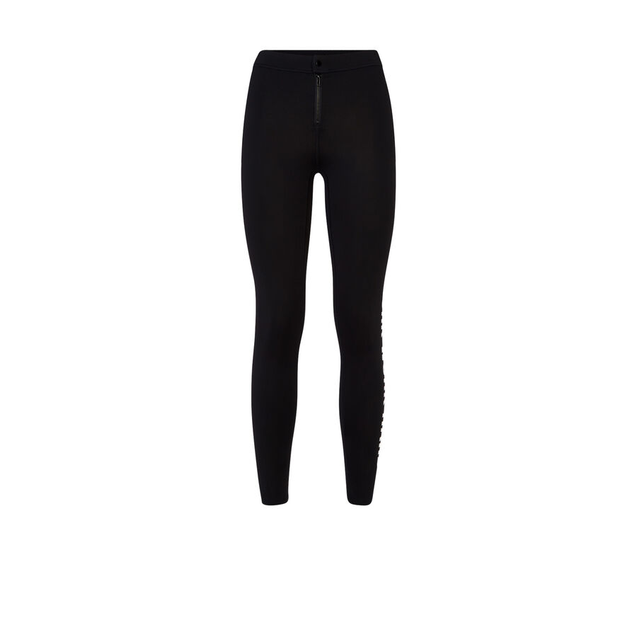 Legging deportivo negro sexiz;${refinementColor}