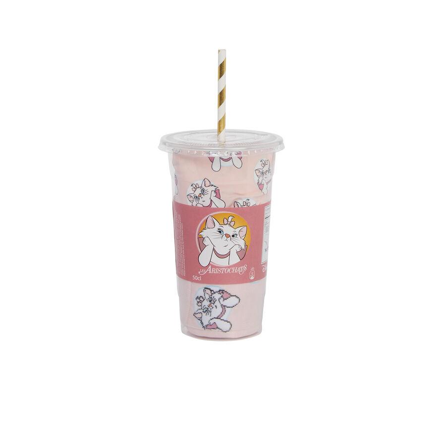 Set cup femme rose mangeriz;
