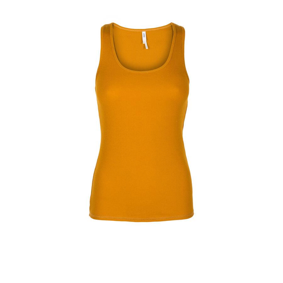 Top amarillo dorado rissecriz;${refinementColor}