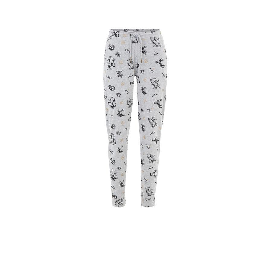 Pantalón gris harrypiz;