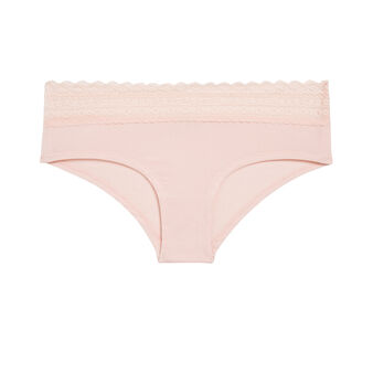 Shorty rosa claro waistiz pink.