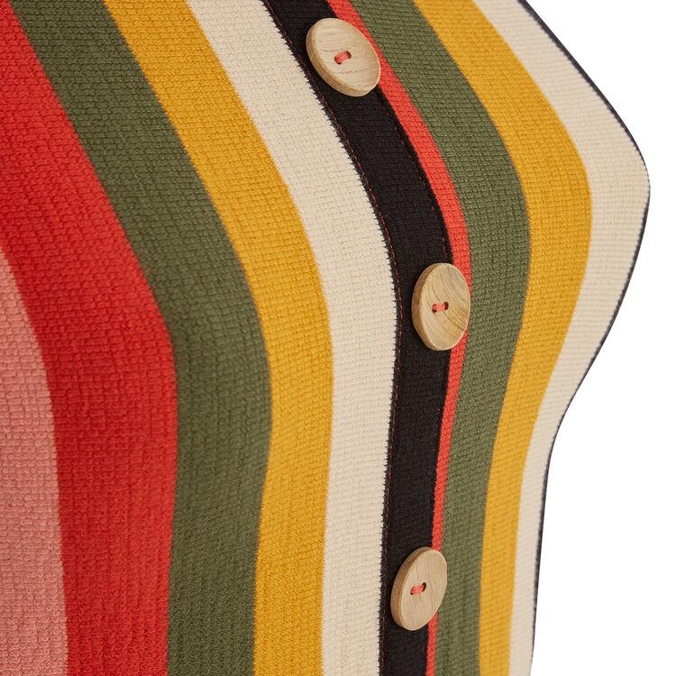 Mono corto multicolor Rondiz;