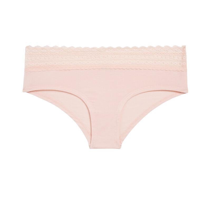 Shorty rosa claro waistiz;