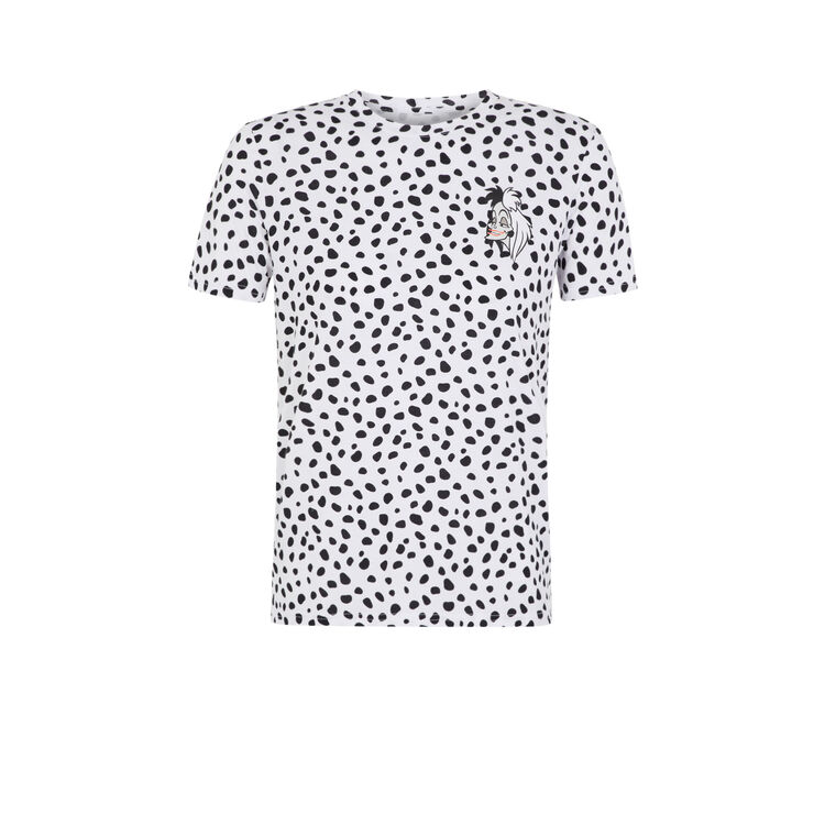 Camiseta estampada cruelaiz;
