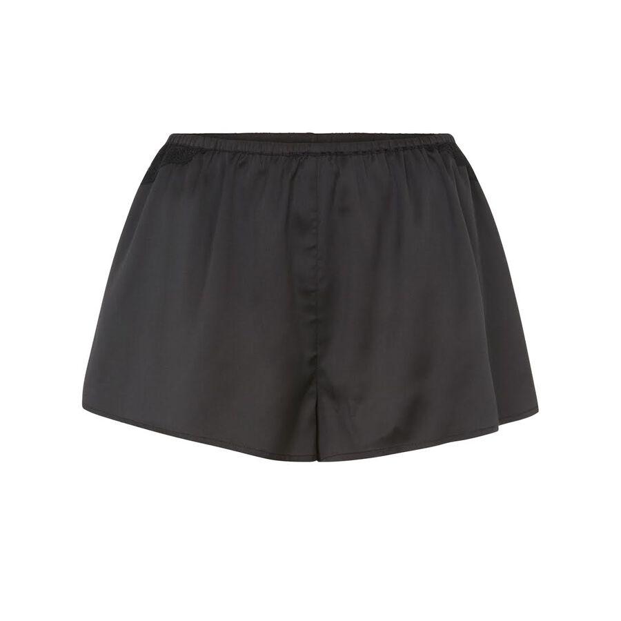 Short negro oraniz ;