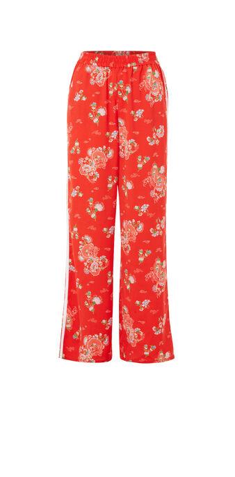 Pantalón rojo japotissiz red.