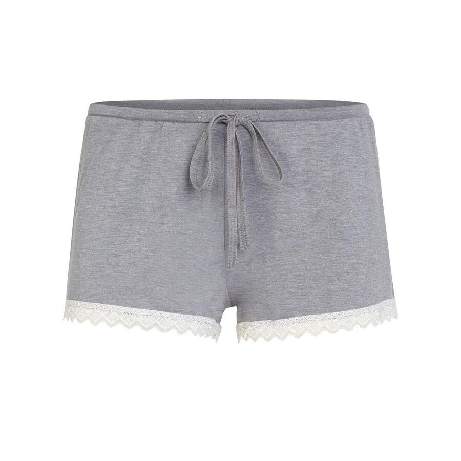 Short gris vitamiz;