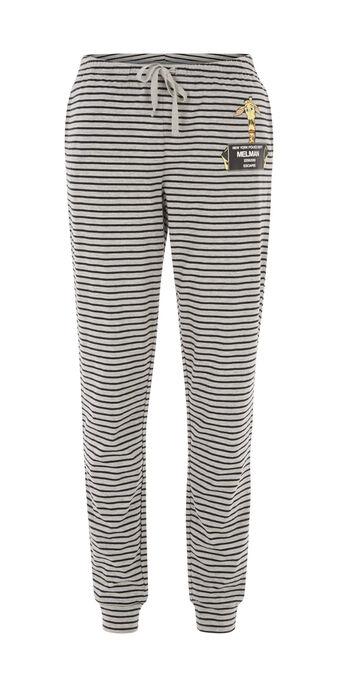 Pantalón gris claro melmugiz grey.