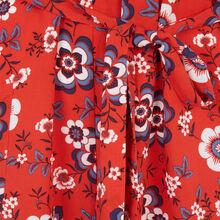 Kimono rojo redfloweriz red.