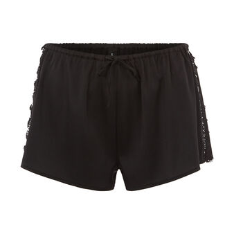 Short negro tocamiz black.