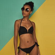 Braguita negra de bikini creoliz zwart.