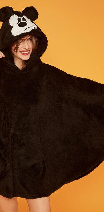 Poncho negro mitiziz black.