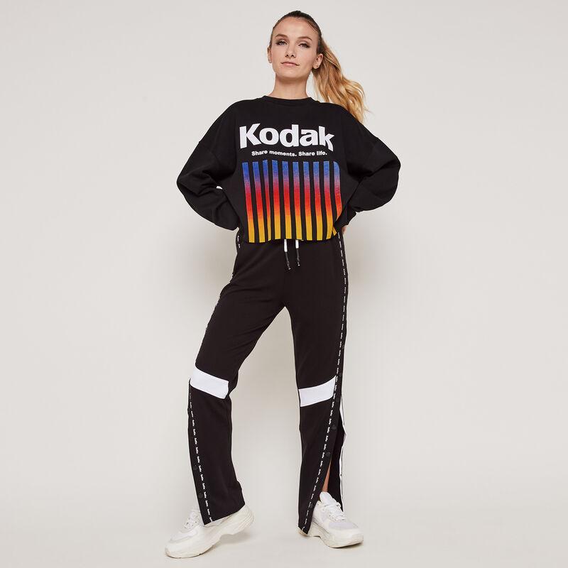 Sudadera con estampado Kodak colorkodiz;
