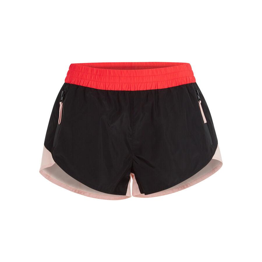 Undiz Shorts negros nudiz