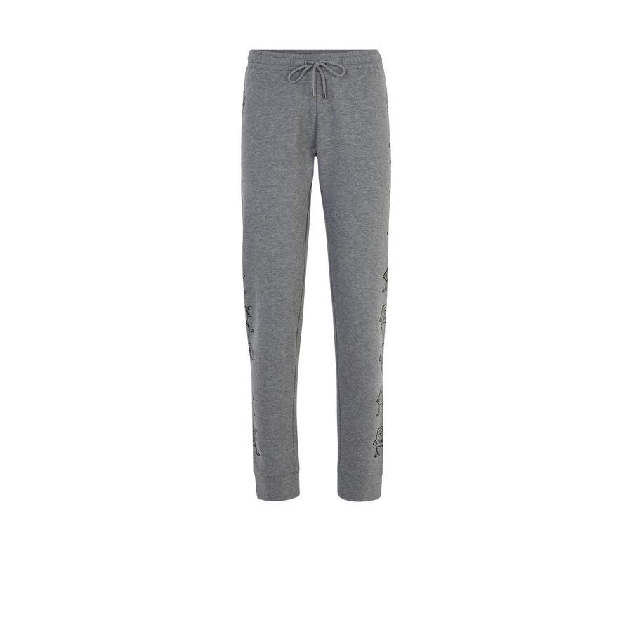 Pantalón gris seeyouiz;${refinementColor}