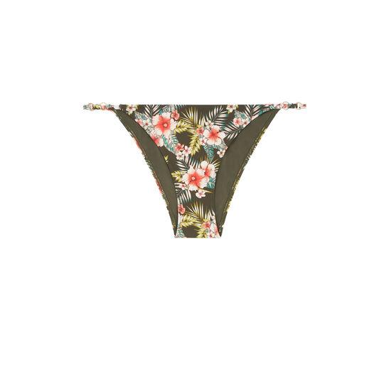 Braguita de bikini caqui pacifiquiz;