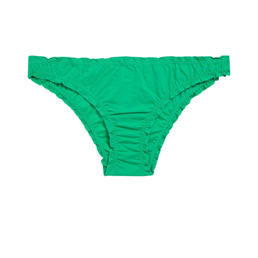 Parte de abajo de bikini verde Froufrouiz;${refinementColor}