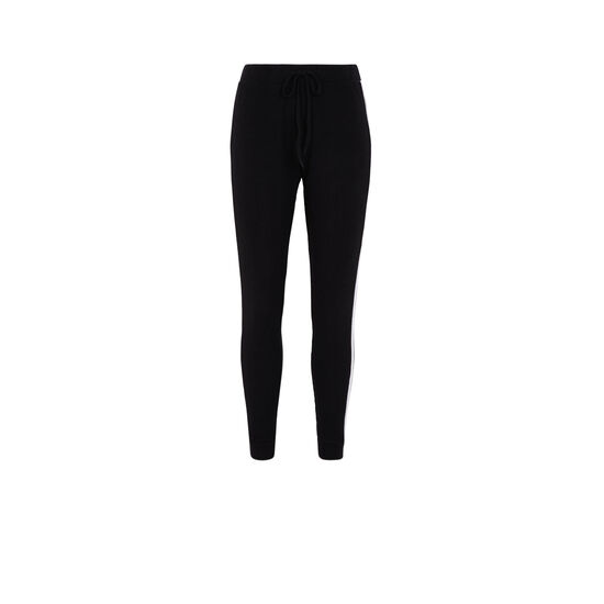 Pantalón largo negro girlaciz;