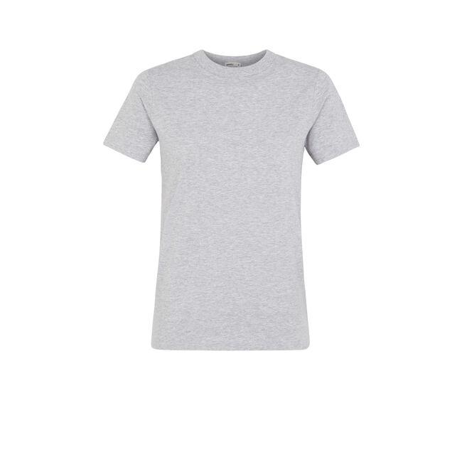 Camiseta gris bavardiz;