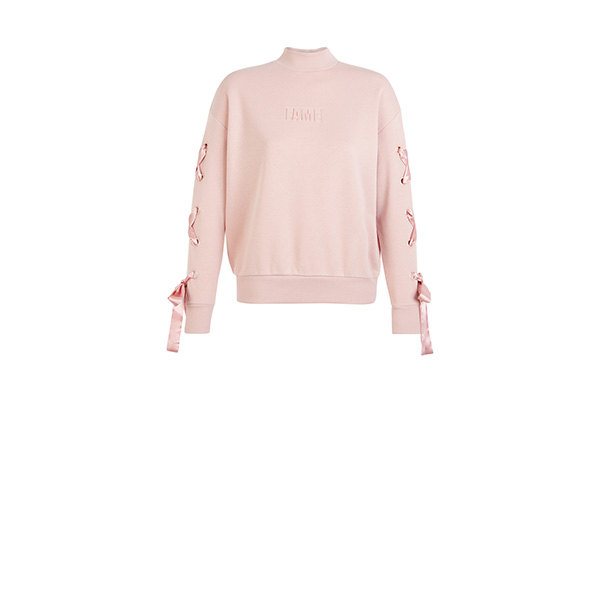 Sweat vieux rose lovebaeiz