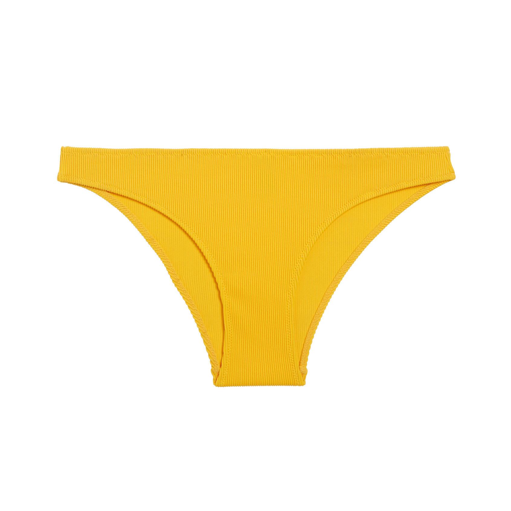 Braguita de bikini amarilla Gaufriz