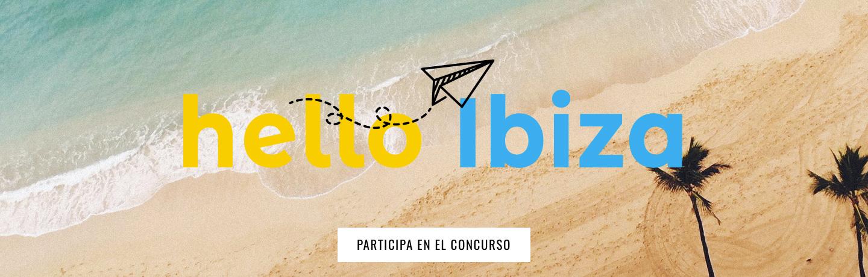 d895bd56cb Sorteo de viaje Ibiza para 2 personas